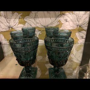 Glass-Wine goblets